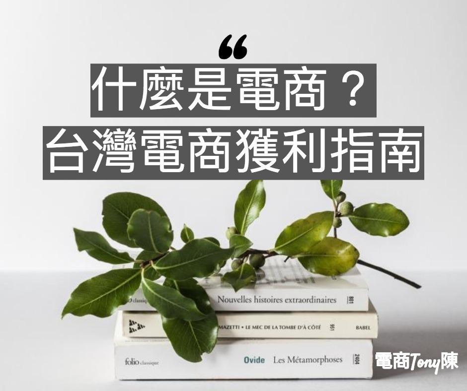 台灣電商tony陳電商獲利指南